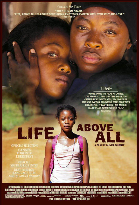 Life, Above All Poster #1