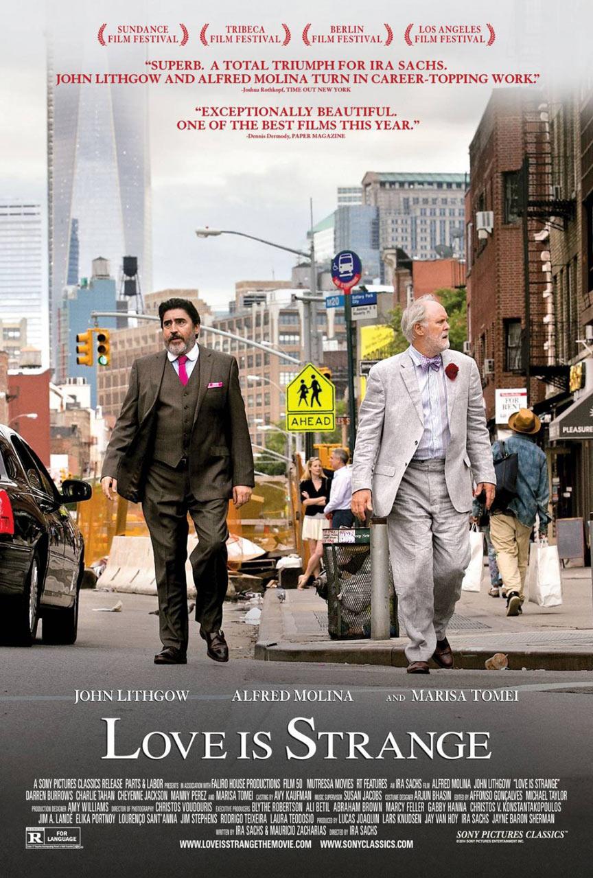 Love Is Strange Poster #1