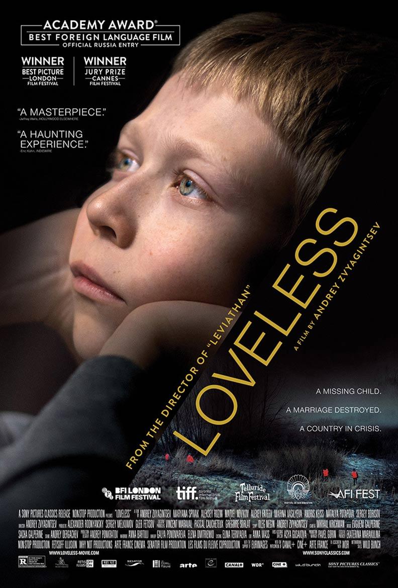 Loveless Poster #1