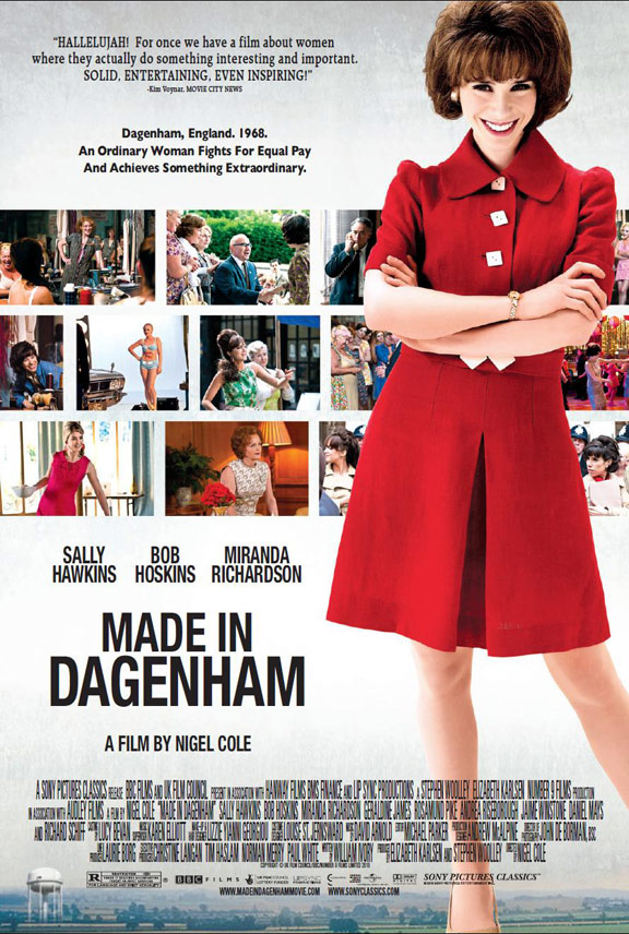 Made in Dagenham Poster #1