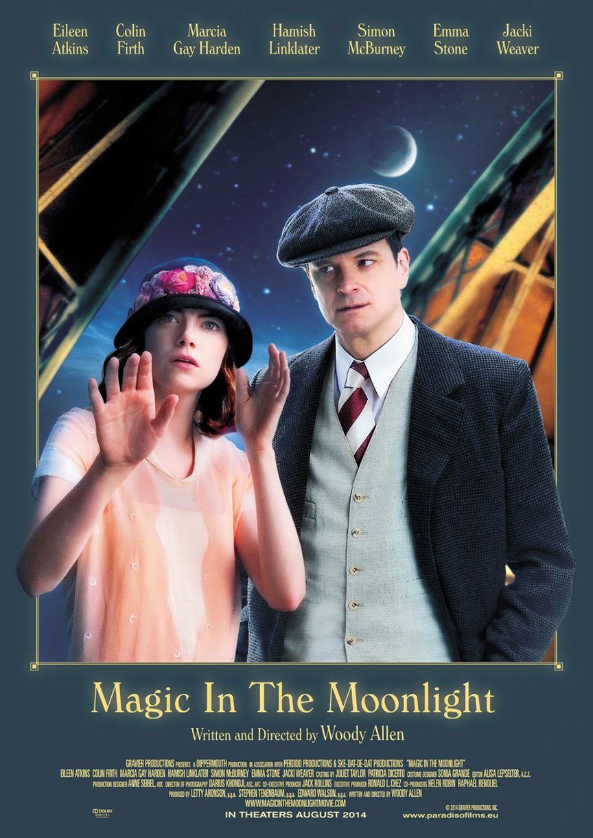 Magic in the Moonlight Poster #2