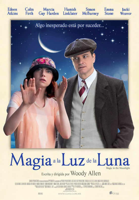 Magic in the Moonlight Poster #4