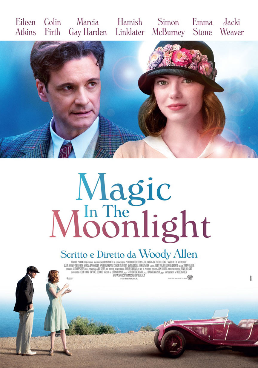 Magic in the Moonlight Poster #5