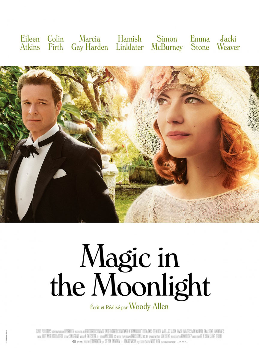 Magic in the Moonlight Poster #6