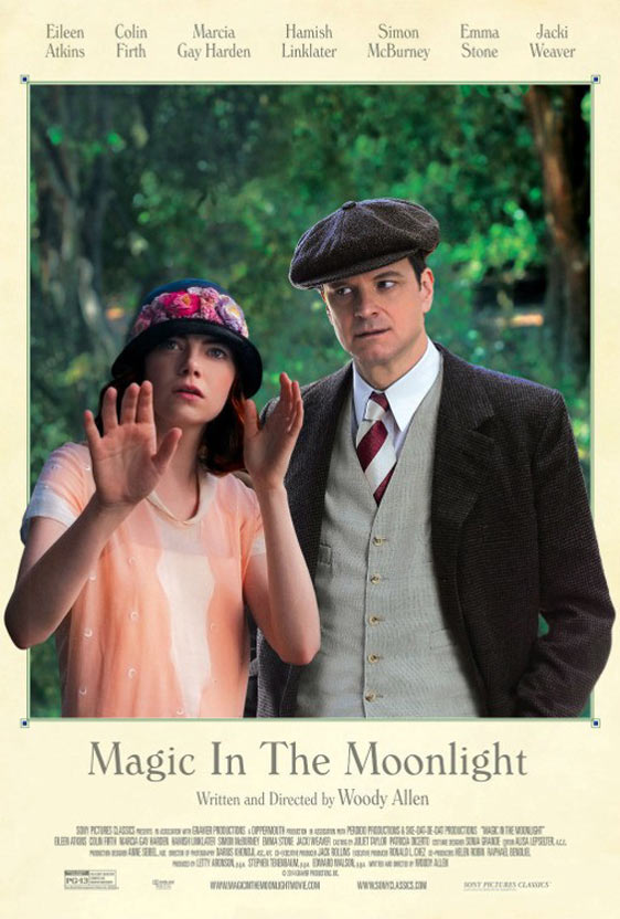 Magic in the Moonlight Poster #1