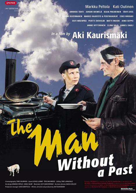 The Man Without a Past Poster #1