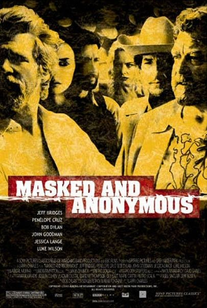 Masked and Anonymous Poster #1