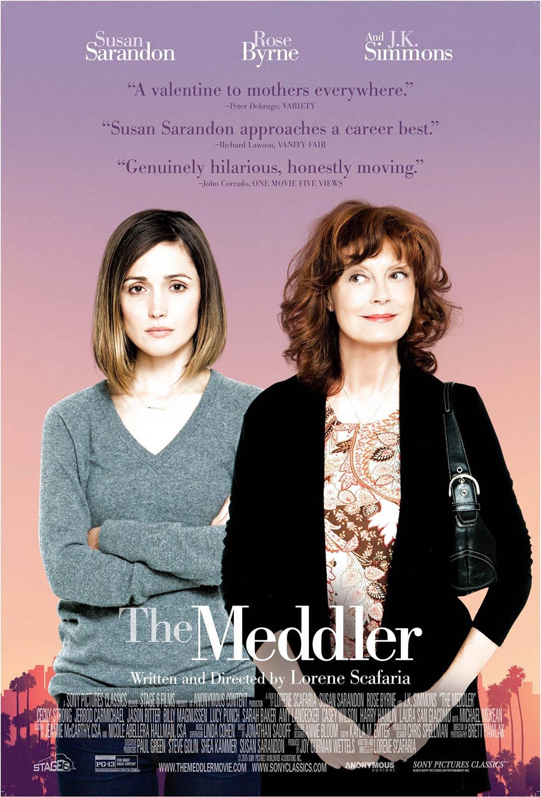 The Meddler Poster #1