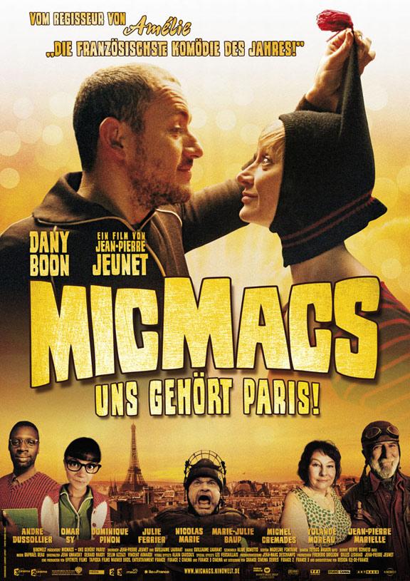 Micmacs Poster #4