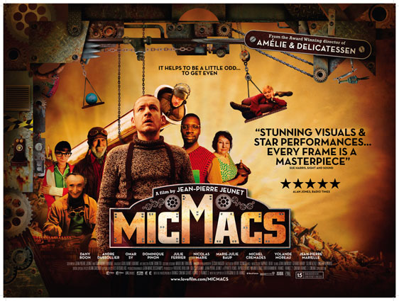 Micmacs Poster #1
