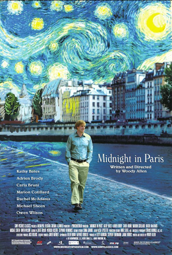 Midnight in Paris Poster #1