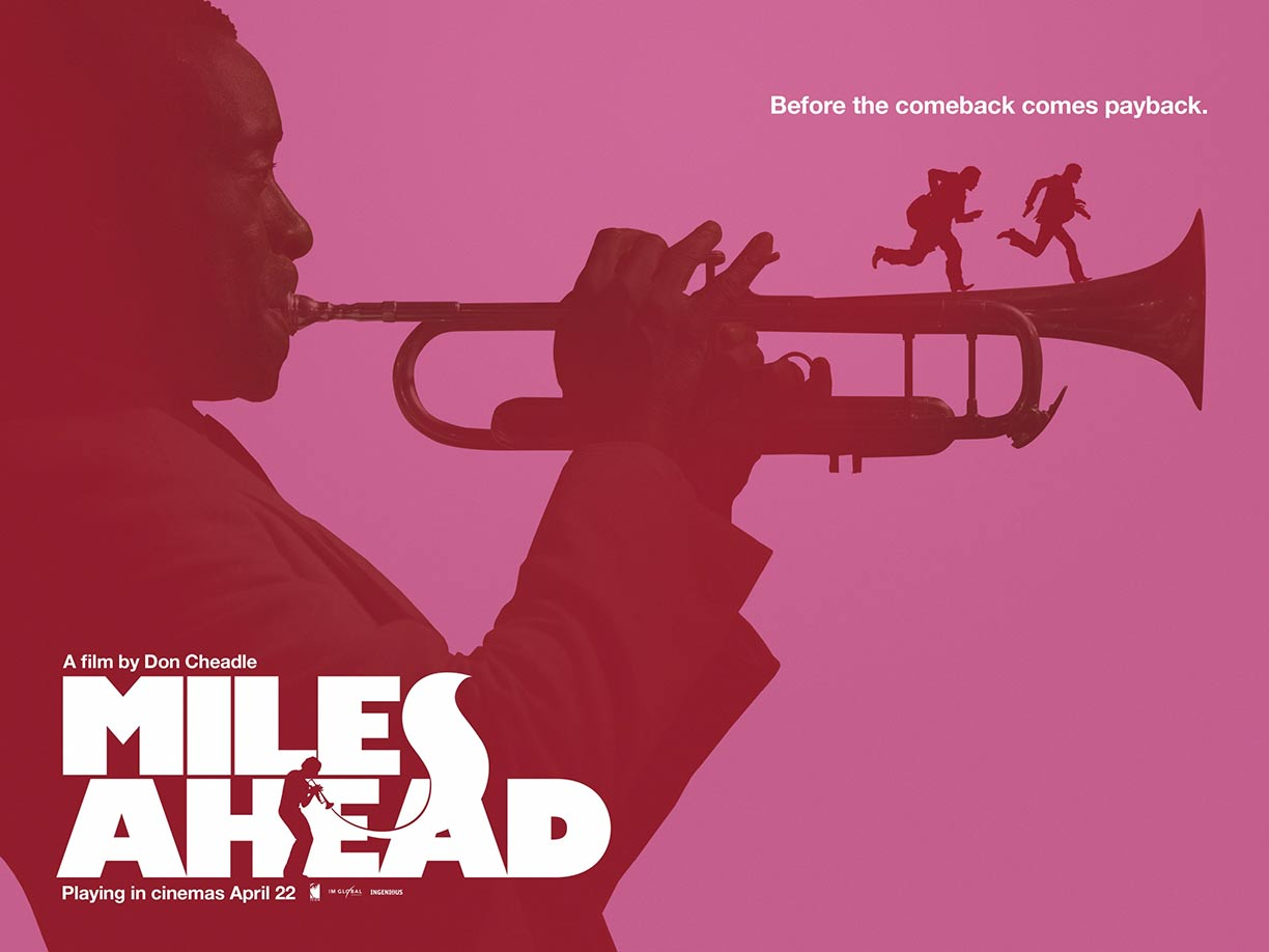 Miles Ahead Poster #4