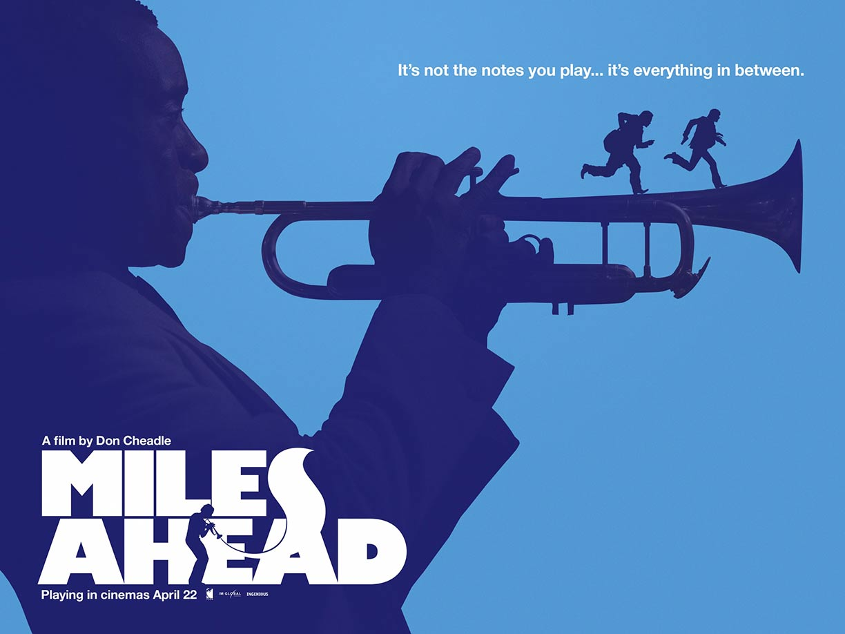 Miles Ahead Poster #5