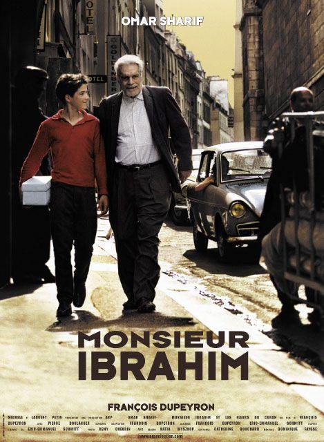 Monsieur Ibrahim Poster #1
