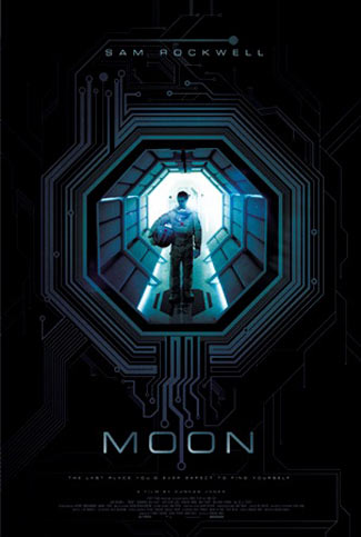 Moon Poster #7