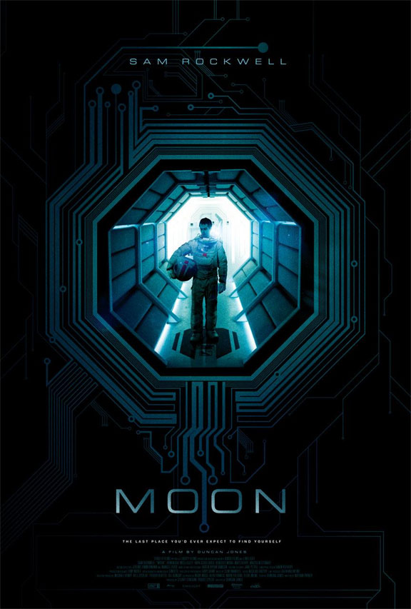 Moon Poster #1