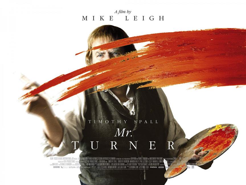 Mr. Turner Poster #2