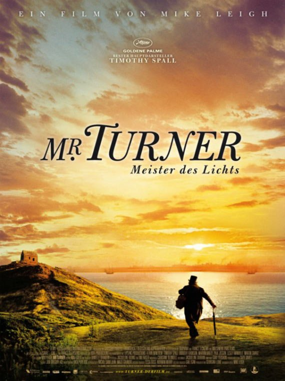 Mr. Turner Poster #1