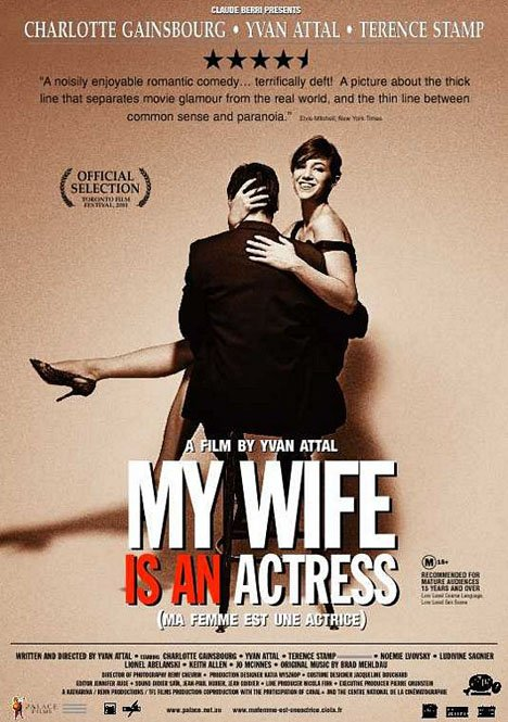 My Wife Is an Actress Poster #1