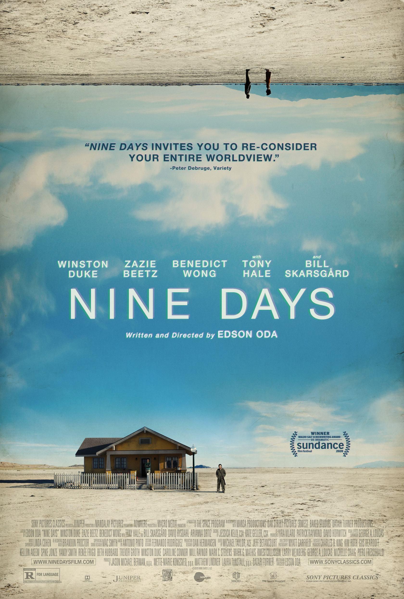 Nine Days Poster #1