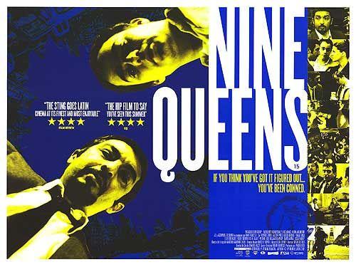Nine Queens Poster #1