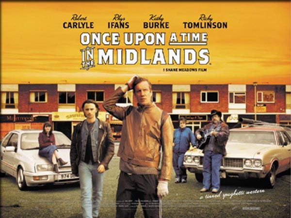 Once Upon a Time in the Midlands Poster #1