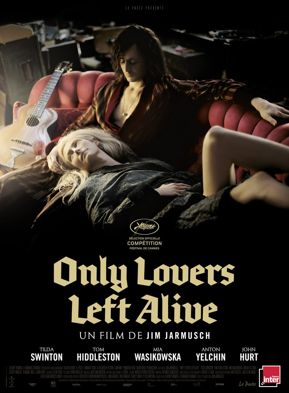Only Lovers Left Alive Poster #5