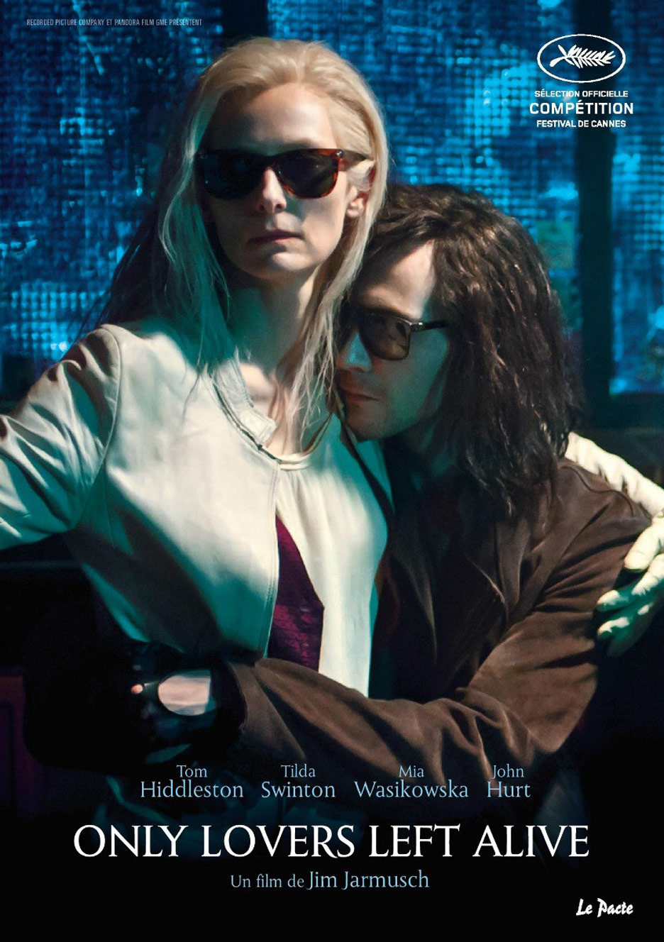 Only Lovers Left Alive Poster #1