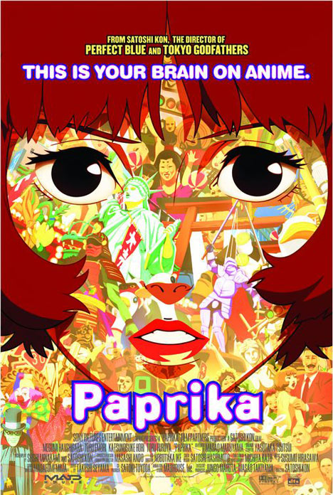 Paprika Poster #1