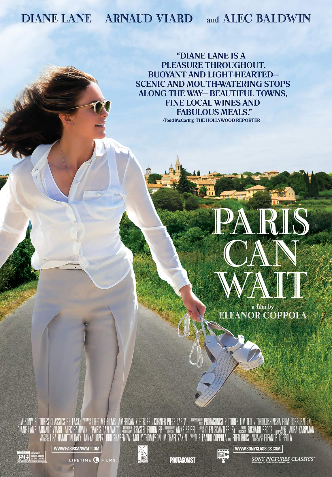 Paris Can Wait Poster #1