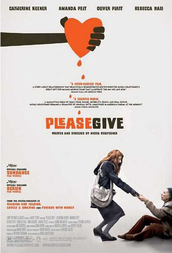 Please Give Poster #1
