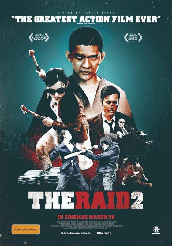 The Raid 2: Berandal Poster #5