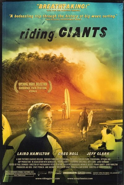 Riding Giants Poster #1