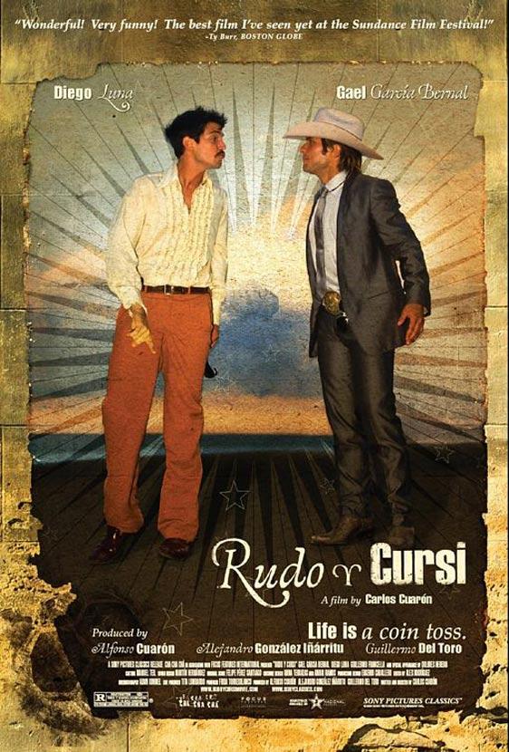 Rudo Y Cursi Poster #1