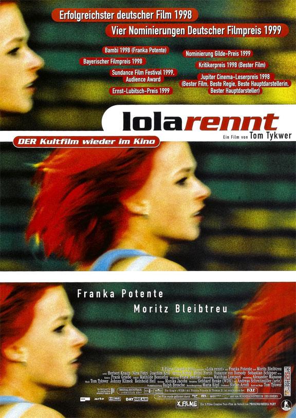 Run Lola Run (Lola rennt) Poster #2