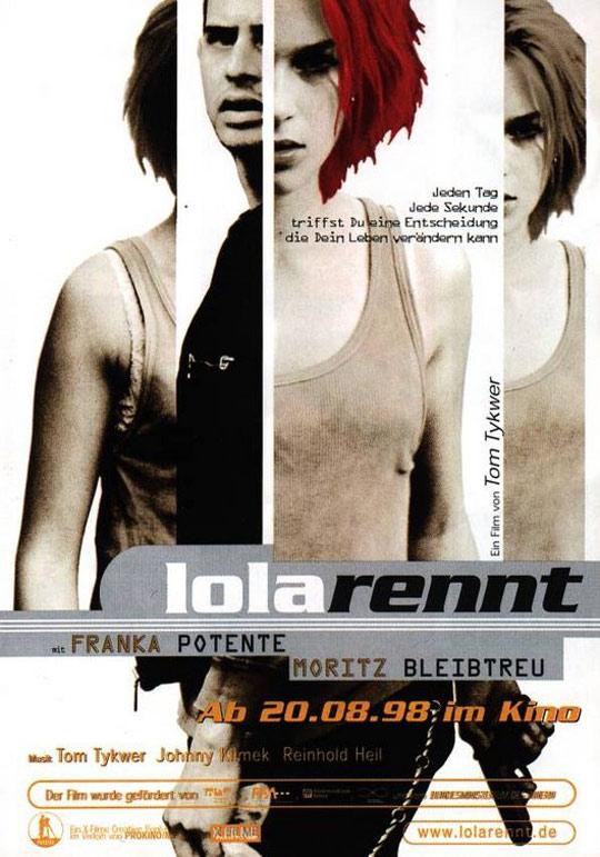 Run Lola Run (Lola rennt) Poster #1