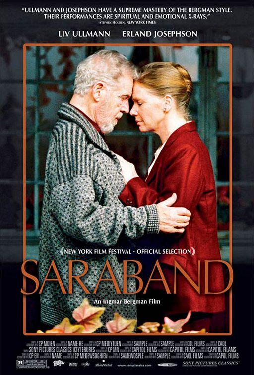 Saraband Poster #1
