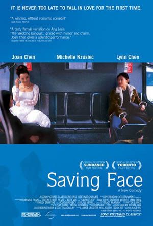 Saving Face Poster #1