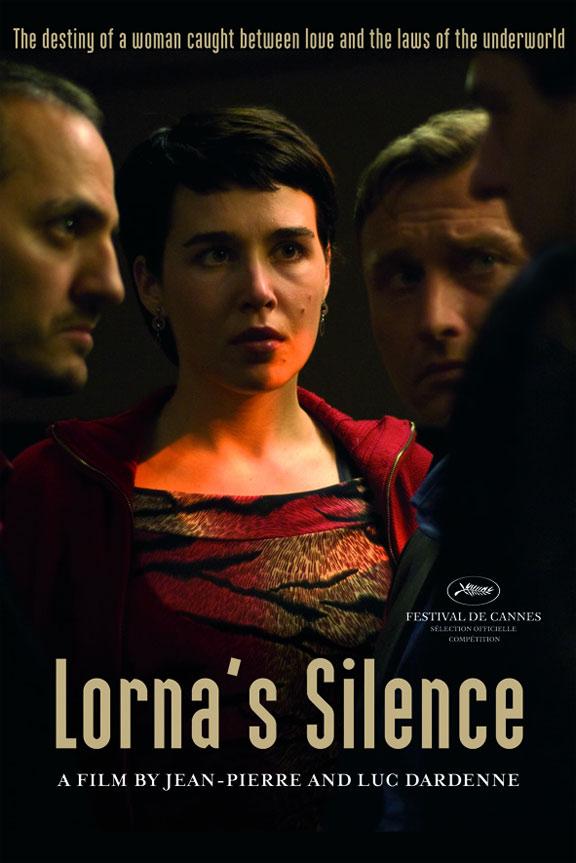Lorna's Silence (Le Silence de Lorna) Poster #2