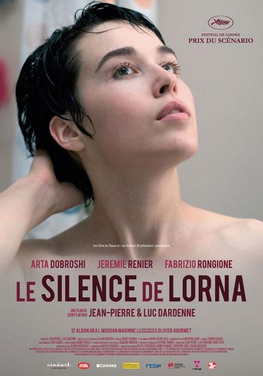 Lorna's Silence (Le Silence de Lorna) Poster #1