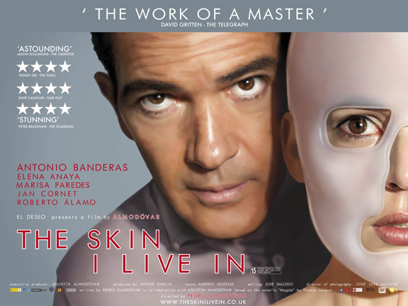 The Skin I Live In Poster #4