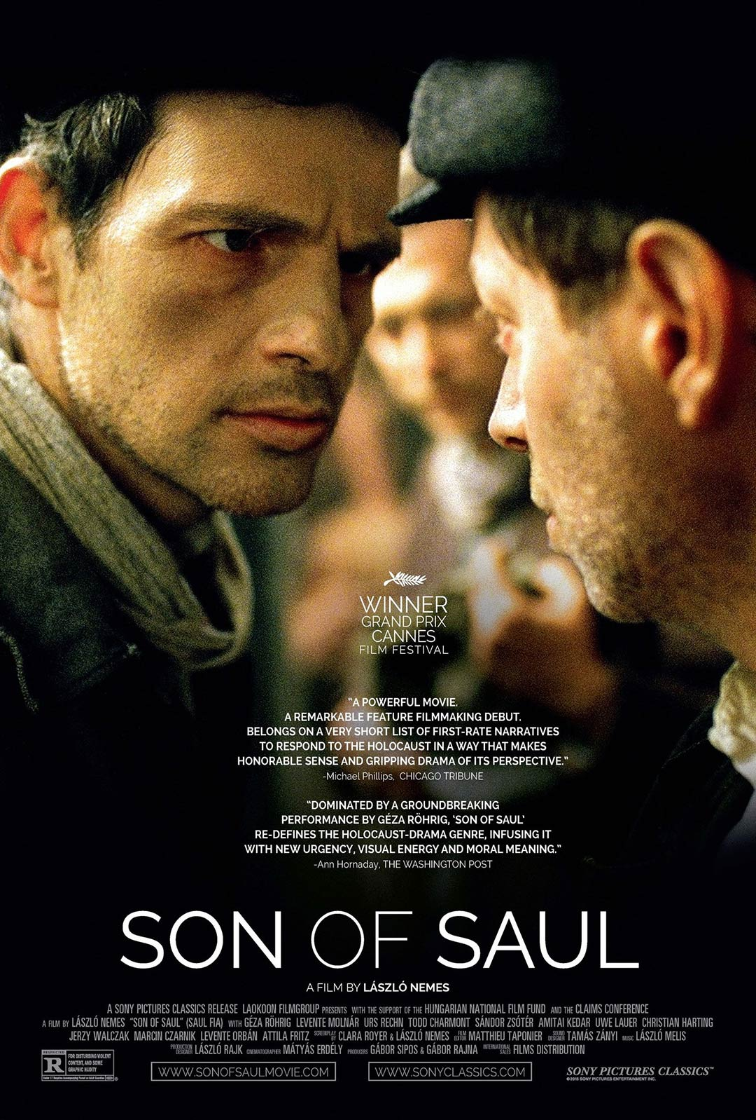 Son of Saul Poster #2