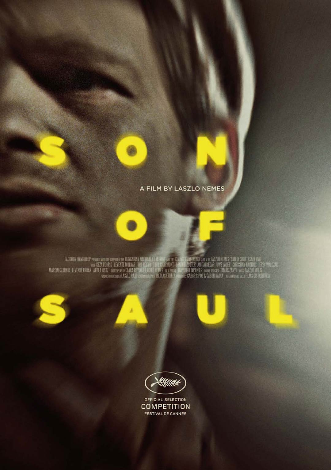 Son of Saul Poster #3