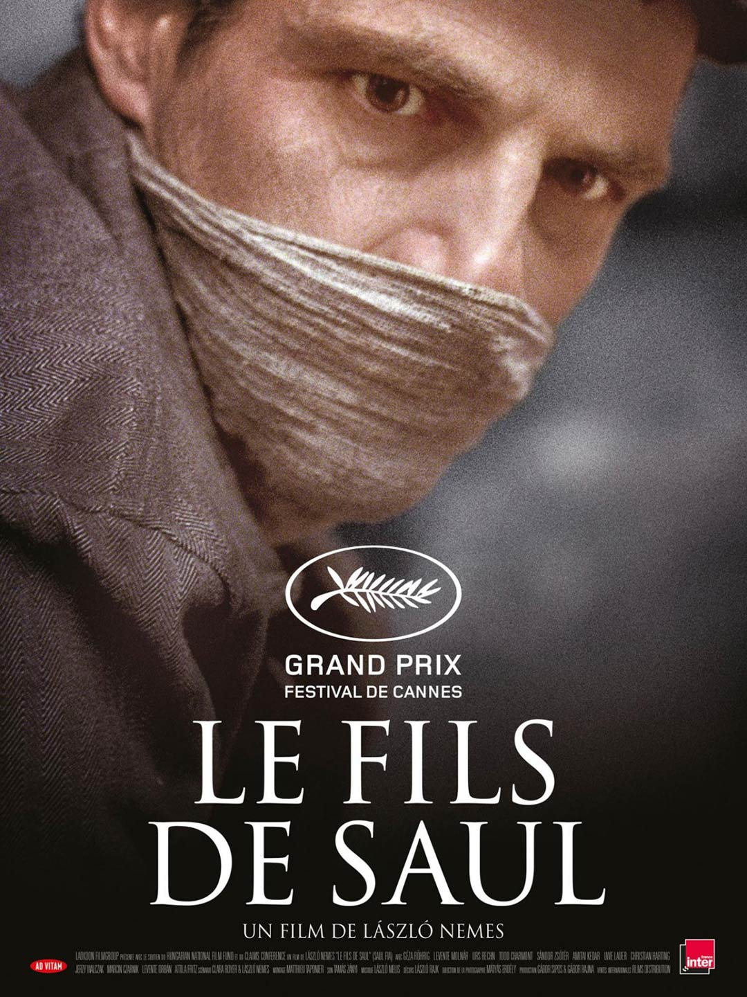 Son of Saul Poster #1