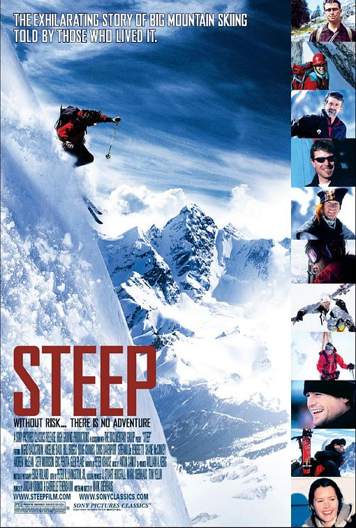 Steep Poster #1