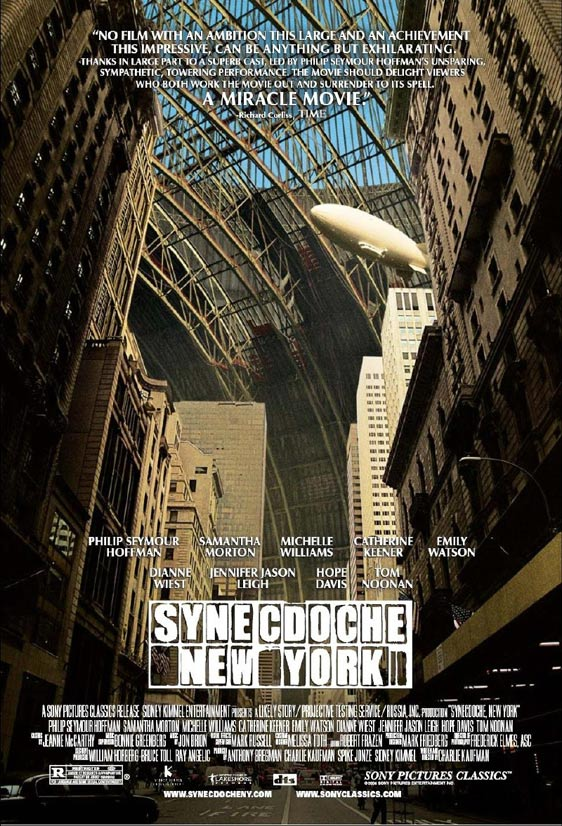Synecdoche, New York Poster #3