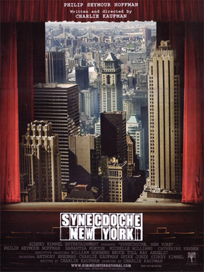 Synecdoche, New York Poster #1