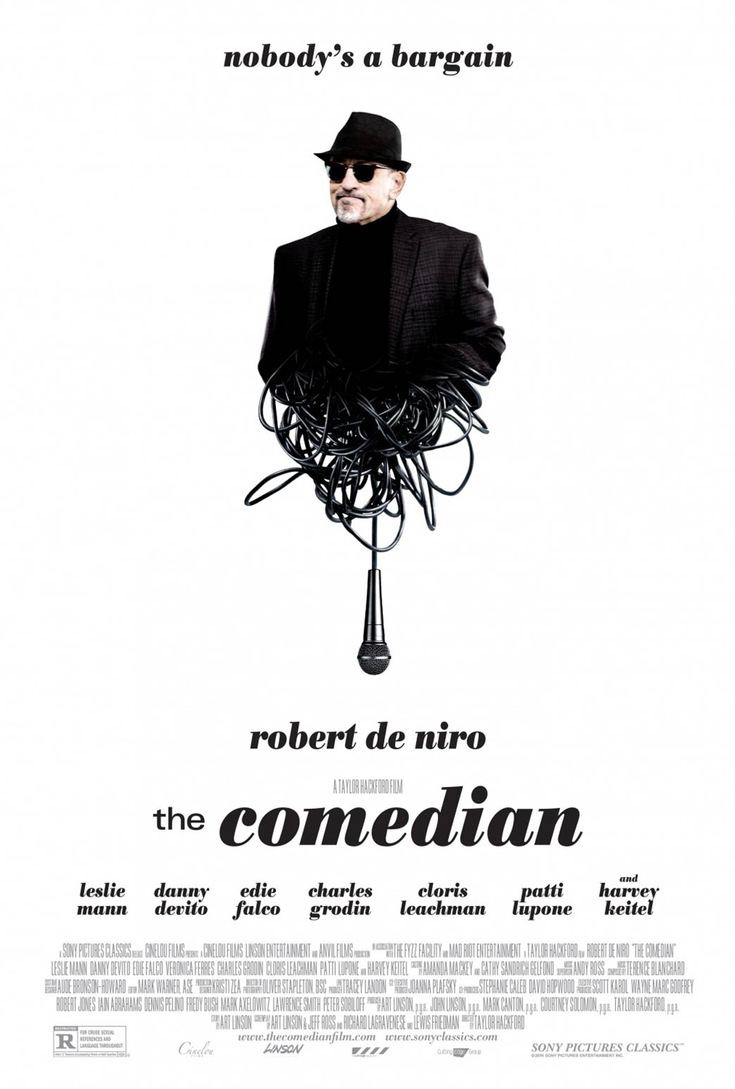 The Comedian Poster #1