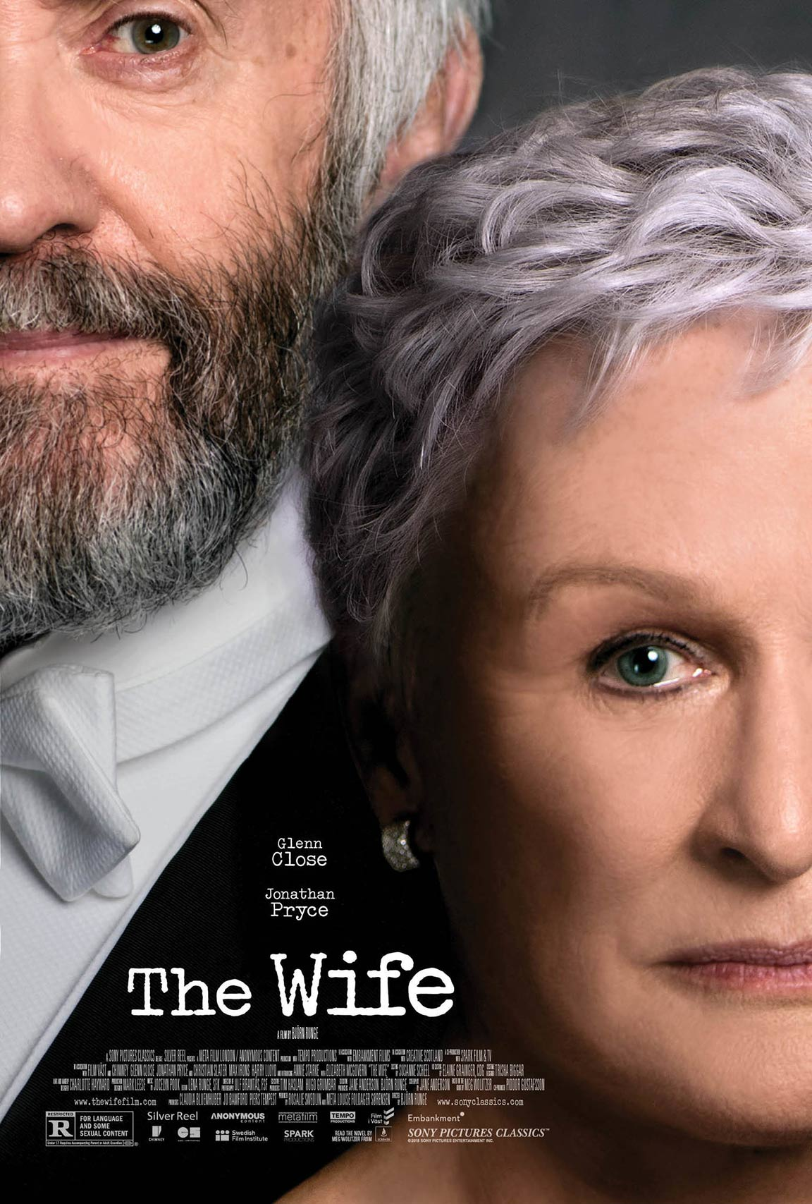 The Wife Poster #1