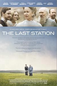 The Last Station Poster #2